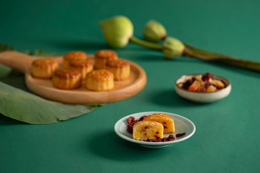 """Brodard Bakery giới thiệu bộ sưu tập bánh trung thu """"Chiếc bánh vàng - Thay ngàn lời chúc"""" - 8"""