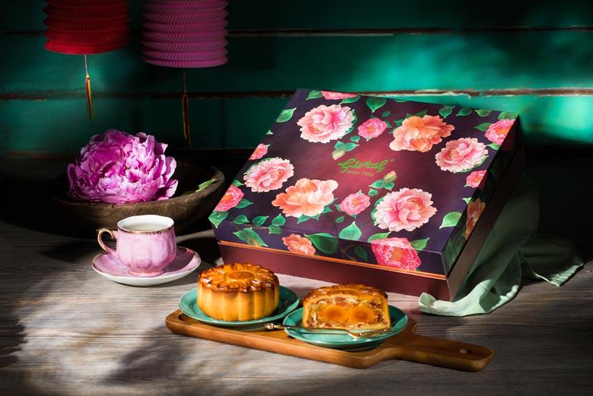 Bánh trung thu Givral – kết hợp hài hòa hiện đại với truyền thống trong đóa hoa hồng - 2