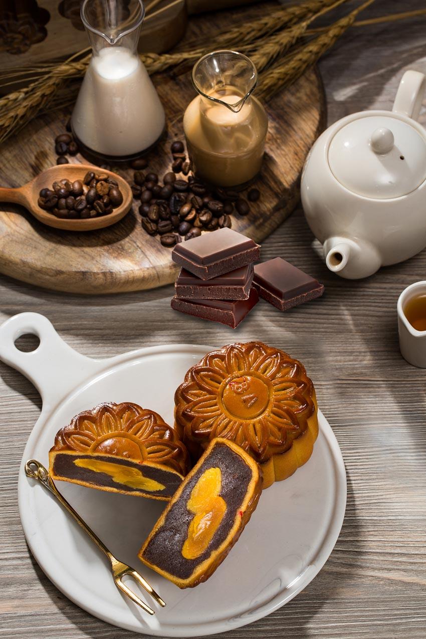 Bánh trung thu Givral – kết hợp hài hòa hiện đại với truyền thống trong đóa hoa hồng - 8
