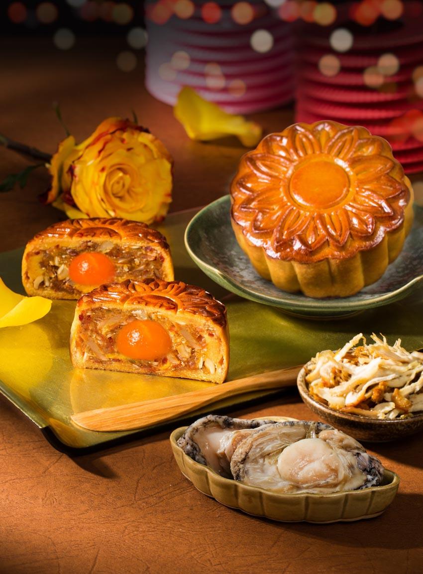 Bánh trung thu Givral – kết hợp hài hòa hiện đại với truyền thống trong đóa hoa hồng - 9