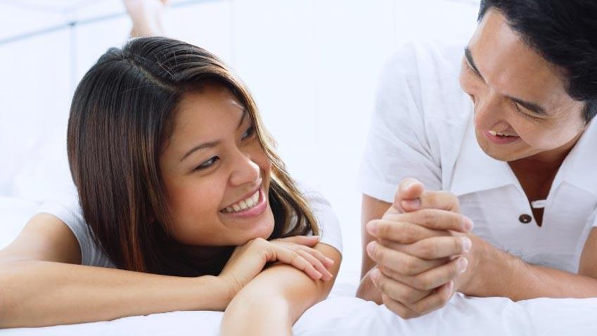 Bí quyết của những đôi lứa sống hạnh phúc lâu dài - 2