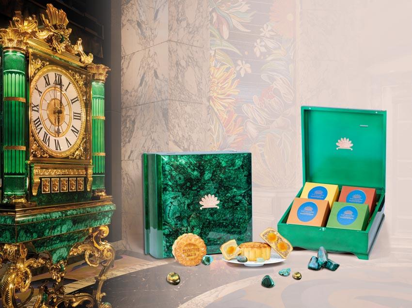 Bộ sưu tập Bánh trung thu của The Reverie Saigon với 3 thiết kế hộp sang trọng - 3