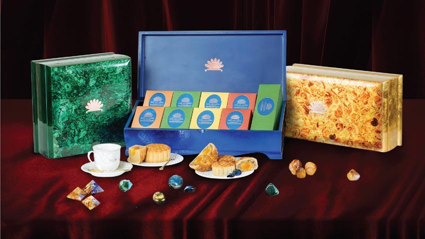 Bộ sưu tập Bánh trung thu của The Reverie Saigon với 3 thiết kế hộp sang trọng - 5