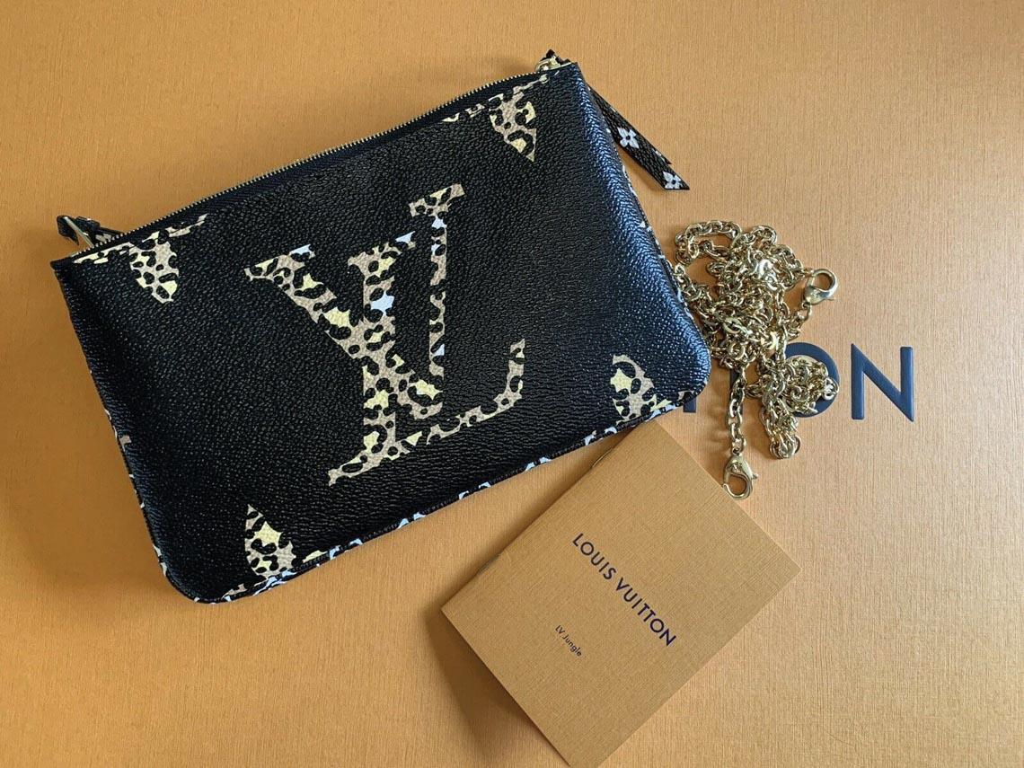 """Thể hiện """"khía cạnh hoang dã """"của bạn với Bộ sưu tập Giant Jungle Monogram của Louis Vuitton - 15"""