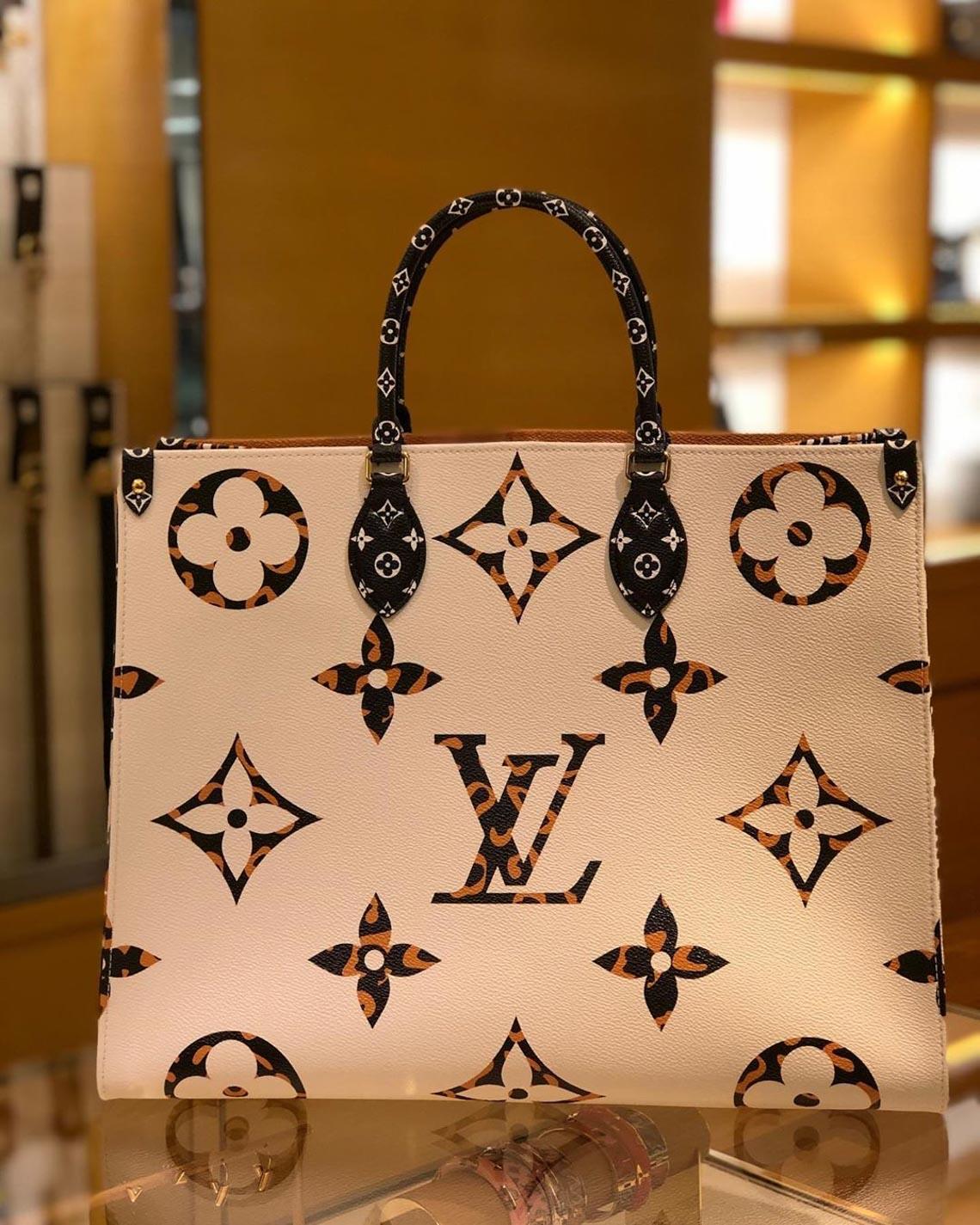 """Thể hiện """"khía cạnh hoang dã """"của bạn với Bộ sưu tập Giant Jungle Monogram của Louis Vuitton - 3"""