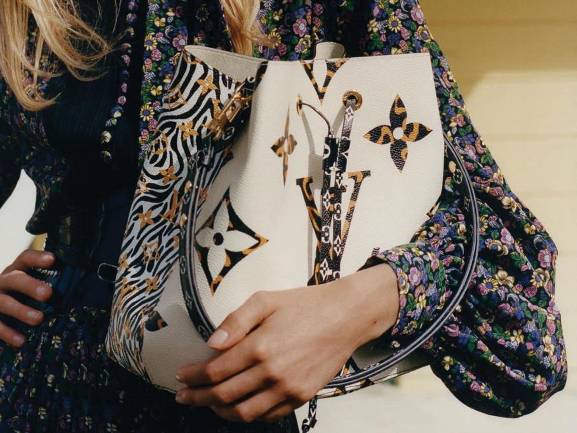 """Thể hiện """"khía cạnh hoang dã """"của bạn với Bộ sưu tập Giant Jungle Monogram của Louis Vuitton - 8"""