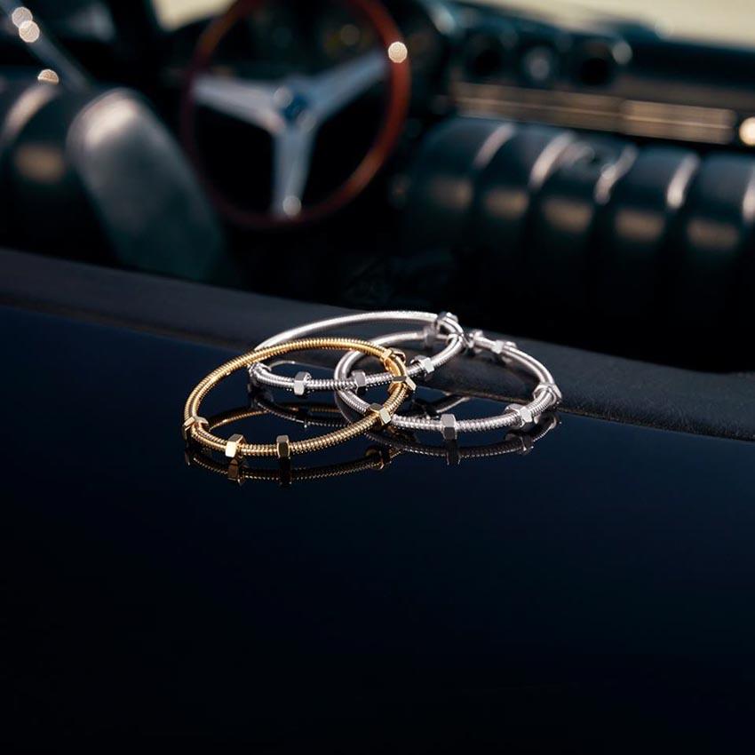 BST nữ trang Ecrou de Cartier mạnh mẽ nhưng đầy tinh tế - 6