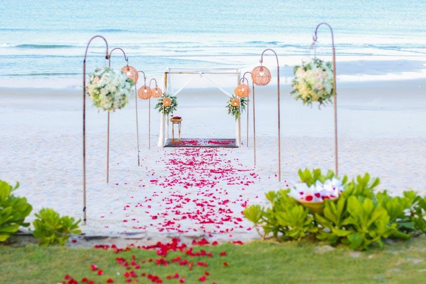 Các khu nghỉ dưỡng Fusion giới thiệu gói tiệc cưới và trăng mật mới - 4