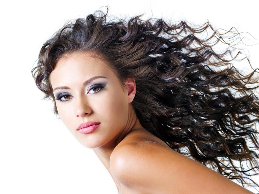 Các kiểu nối tóc và chăm sóc tóc nối - 15
