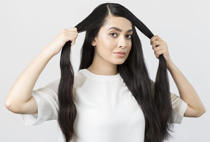 Các kiểu nối tóc và chăm sóc tóc nối - 2