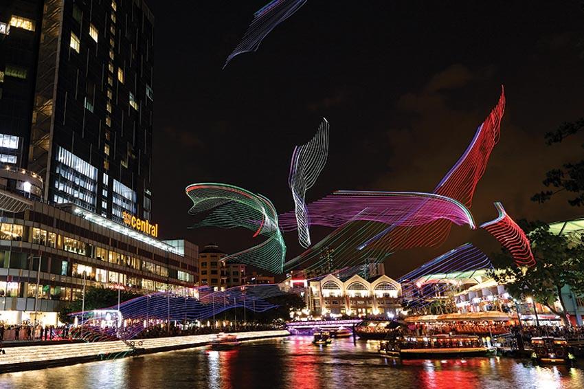 Các lễ hội đặc sắc ở Singapore trong tháng 8 - 1