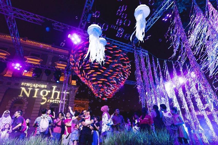 Các lễ hội đặc sắc ở Singapore trong tháng 8 - 10