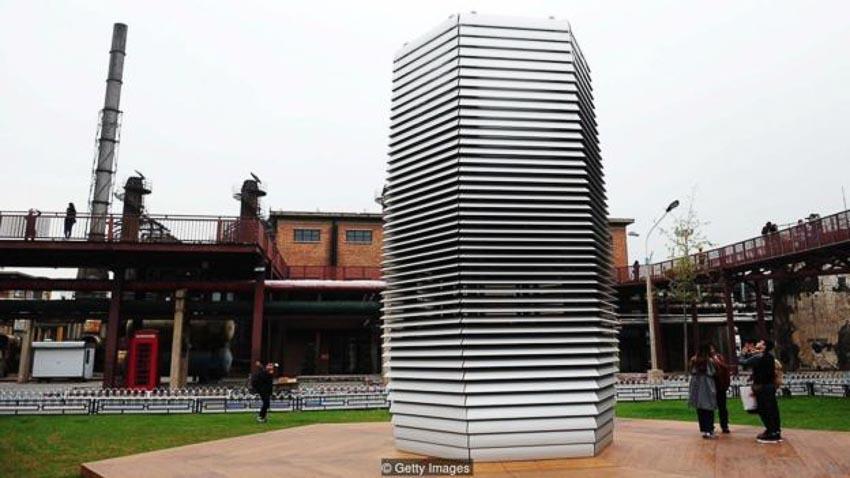 Cảnh báo mới về ô nhiễm không khí trong môi trường văn phòng - 8