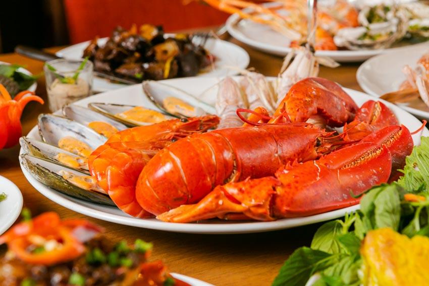 Chương trình ẩm thực trong tháng 9- 2019 tại khách sạn Sheraton Saigon Hotel & Towers - 5