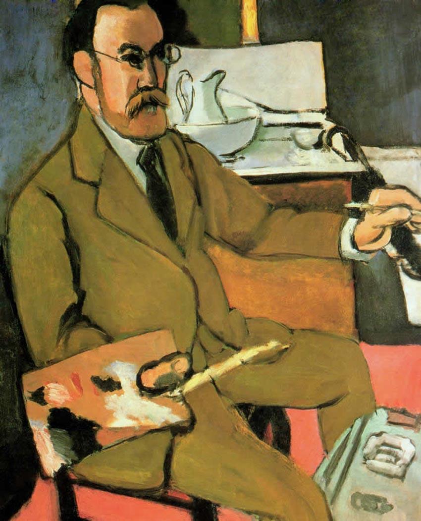 Đã đến lúc đánh giá lại vị trí của danh họa Henri Matisse - 1