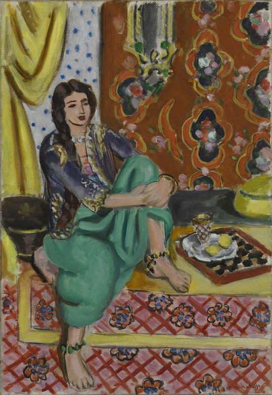 Đã đến lúc đánh giá lại vị trí của danh họa Henri Matisse - 10