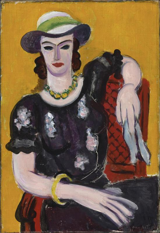 Đã đến lúc đánh giá lại vị trí của danh họa Henri Matisse - 12