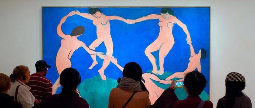 Đã đến lúc đánh giá lại vị trí của danh họa Henri Matisse - 2