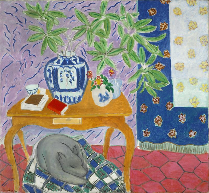 Đã đến lúc đánh giá lại vị trí của danh họa Henri Matisse - 7