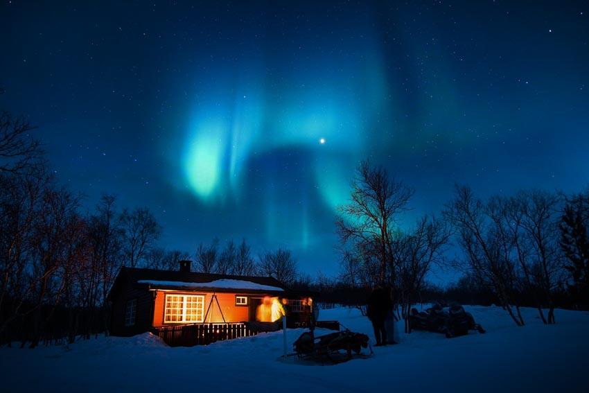 Những điểm đến tuyệt vời nhất để xem Bắc cực quang - 1