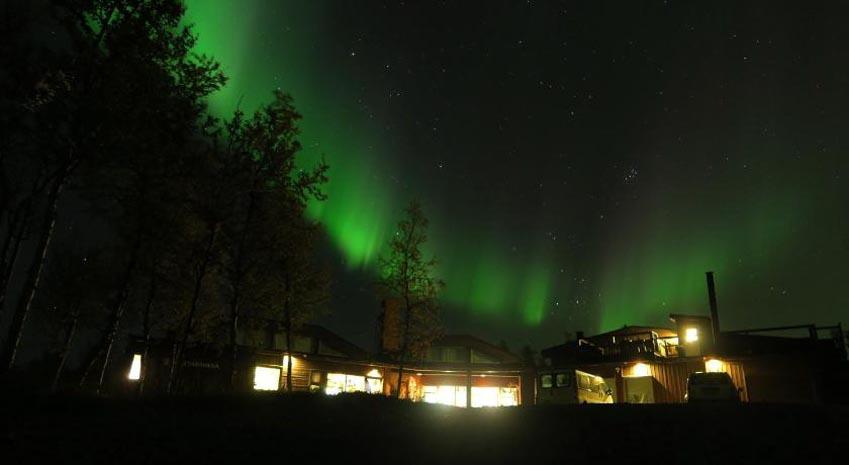 Những điểm đến tuyệt vời nhất để xem Bắc cực quang - 2