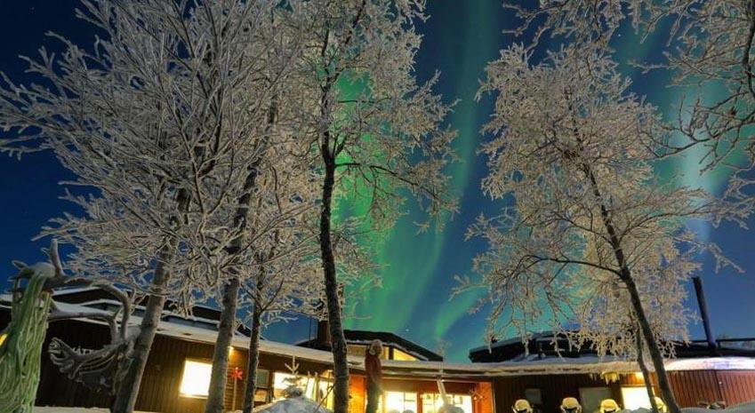 Những điểm đến tuyệt vời nhất để xem Bắc cực quang - 3