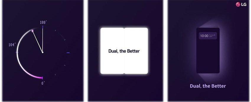 Lộ diện điện thoại LG 5G màn hình kép - 2