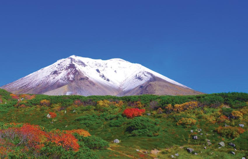 Nơi nào đón mùa thu sớm nhất tại Nhật Bản? - 12