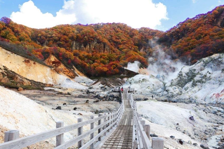 Nơi nào đón mùa thu sớm nhất tại Nhật Bản? - 2