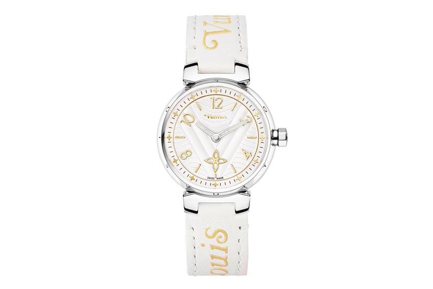 Louis Vuitton cải tiến chiếc đồng hồ Tambour đặc trưng - 1