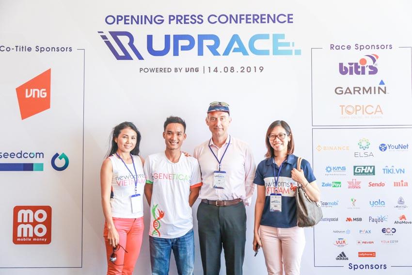 Dự án chạy bộ cộng đồng UpRace - 1