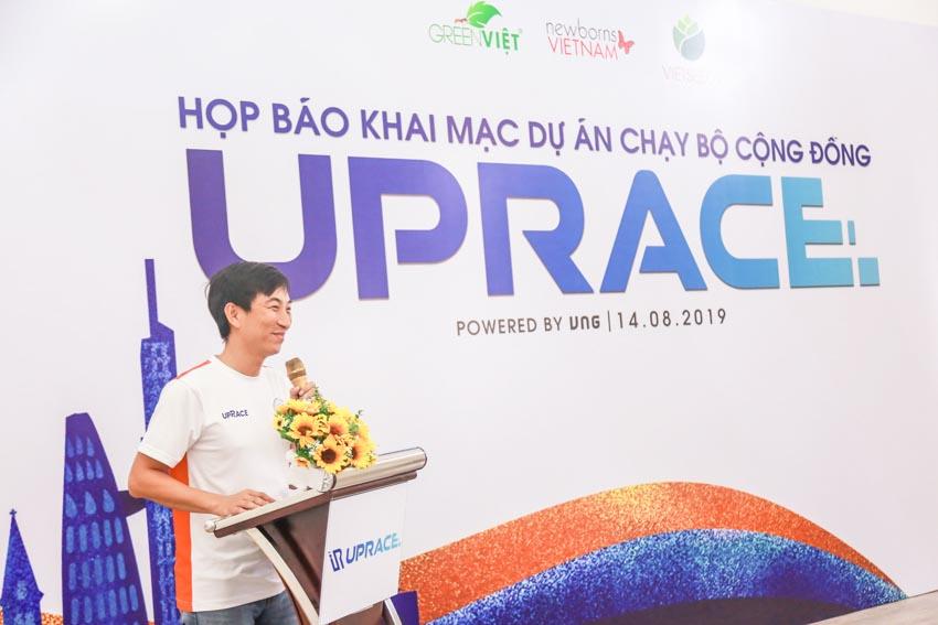 Dự án chạy bộ cộng đồng UpRace - 2