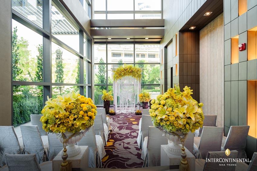 Gói tiệc cưới ưu đãi tại InterContinental Nha Trang - 1