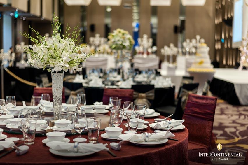 Gói tiệc cưới ưu đãi tại InterContinental Nha Trang - 2