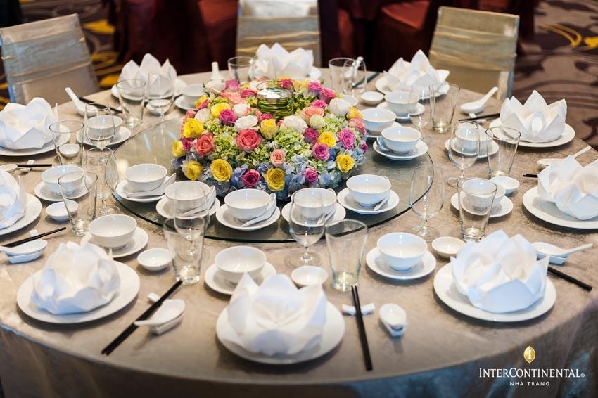 Gói tiệc cưới ưu đãi tại InterContinental Nha Trang - 3