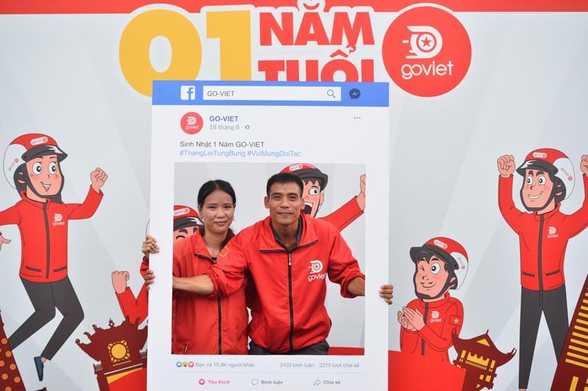 GoViet đạt 100 triệu chuyến xe sau một năm ra mắt tại thị trường Việt Nam - 2