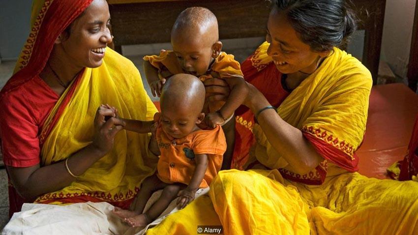 Hệ vi khuẩn ruột hứa hẹn là cứu tinh cho trẻ suy dinh dưỡng - 6
