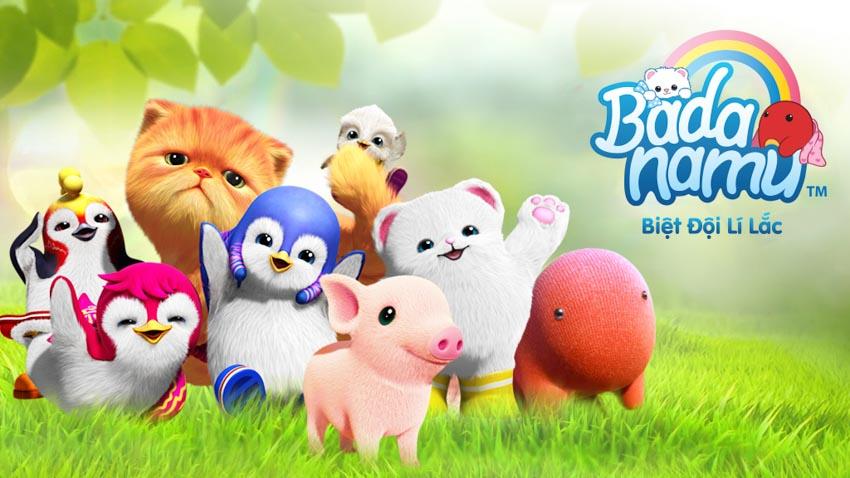 HTV3 DreamsTV Việt hóa các ca khúc trong series Badanamu - 2