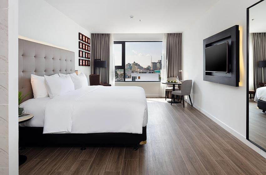 Tập đoàn Meliá Hotels International ra mắt khách sạn INNSiDE by Meliá Saigon Central - 1