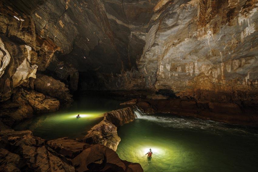 Khám phá hang Sơn Đoòng lọt top các cuộc phiêu lưu vĩ đại thế giới - 1