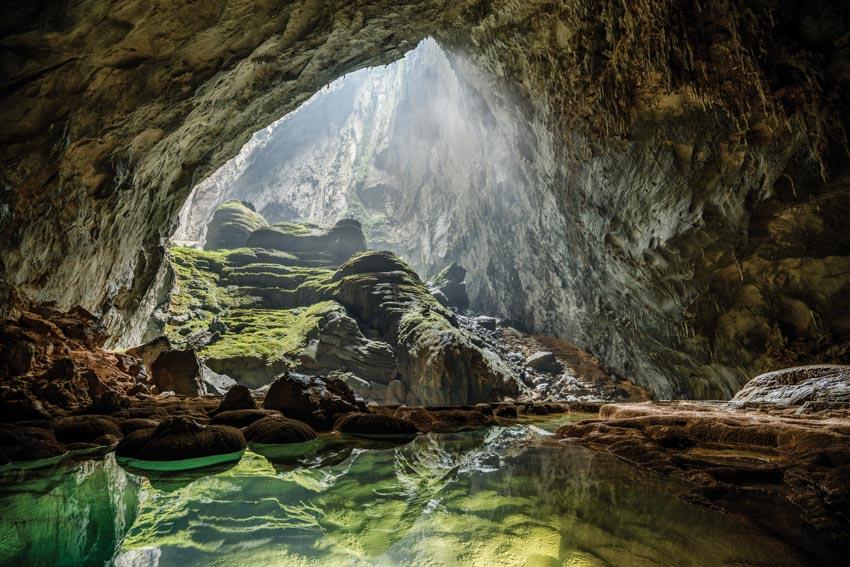 Khám phá hang Sơn Đoòng lọt top các cuộc phiêu lưu vĩ đại thế giới - 2