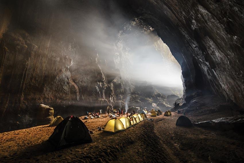 Khám phá hang Sơn Đoòng lọt top các cuộc phiêu lưu vĩ đại thế giới - 5