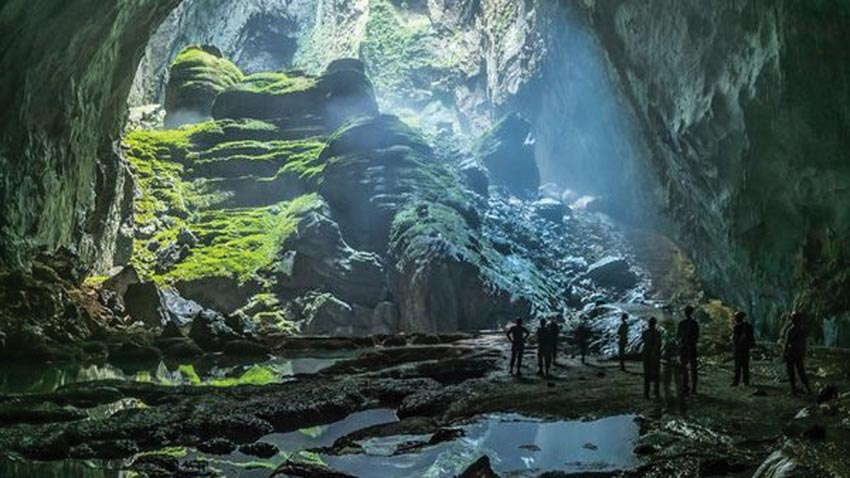 Khám phá hang Sơn Đoòng lọt top các cuộc phiêu lưu vĩ đại thế giới - 8