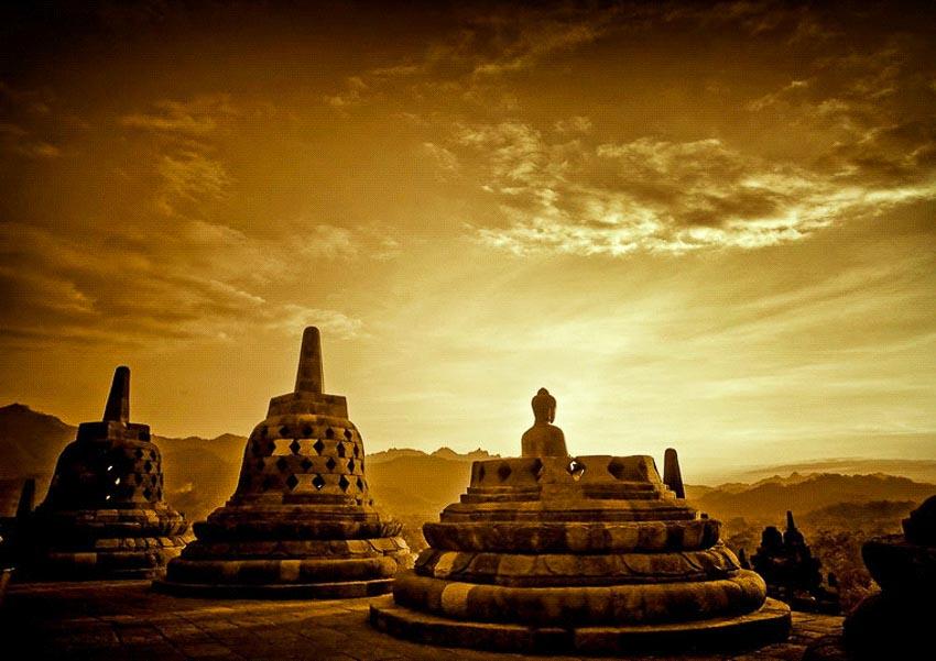 Khám phá kỳ quan Borobudur - một trong 7 kỳ quan thế giới - 2