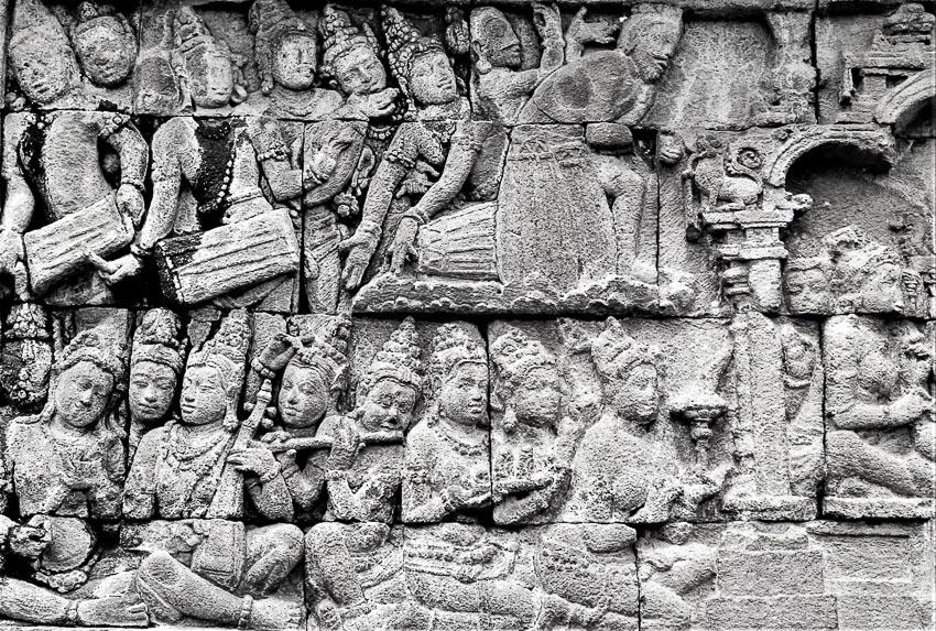 Khám phá kỳ quan Borobudur - một trong 7 kỳ quan thế giới - 3