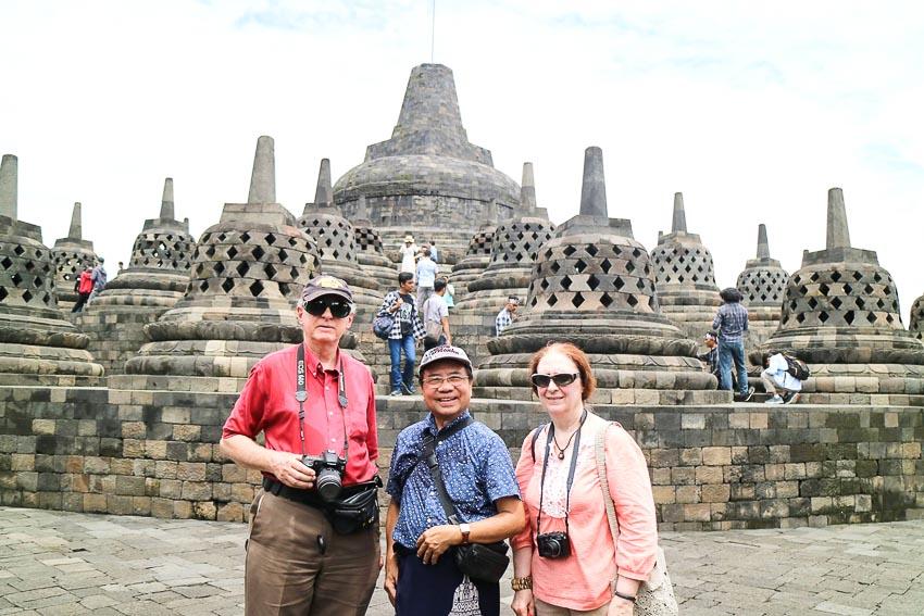 Khám phá kỳ quan Borobudur - một trong 7 kỳ quan thế giới - 4
