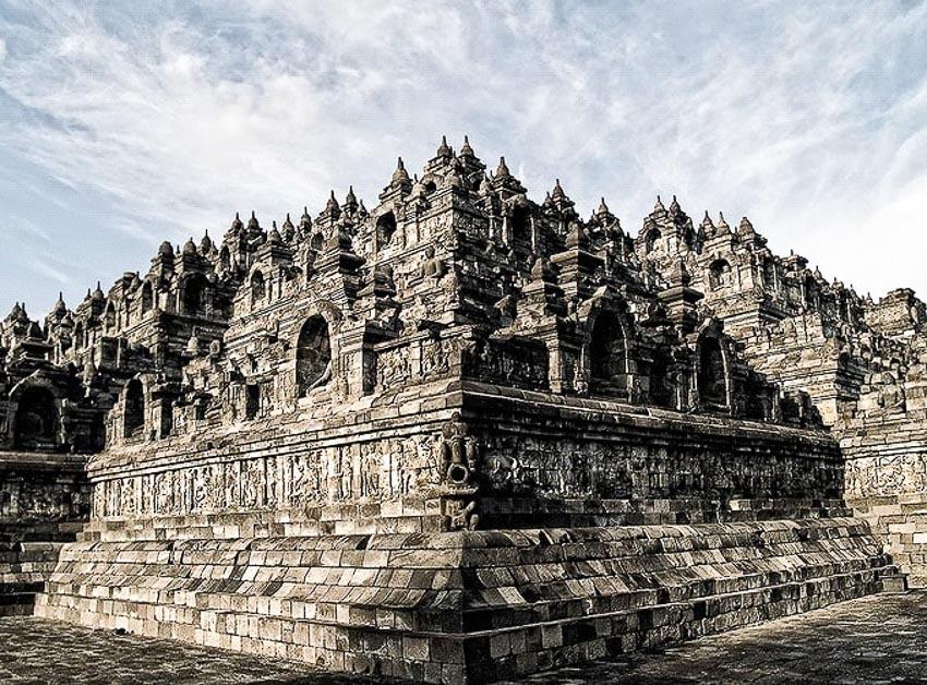 Khám phá kỳ quan Borobudur - một trong 7 kỳ quan thế giới - 8