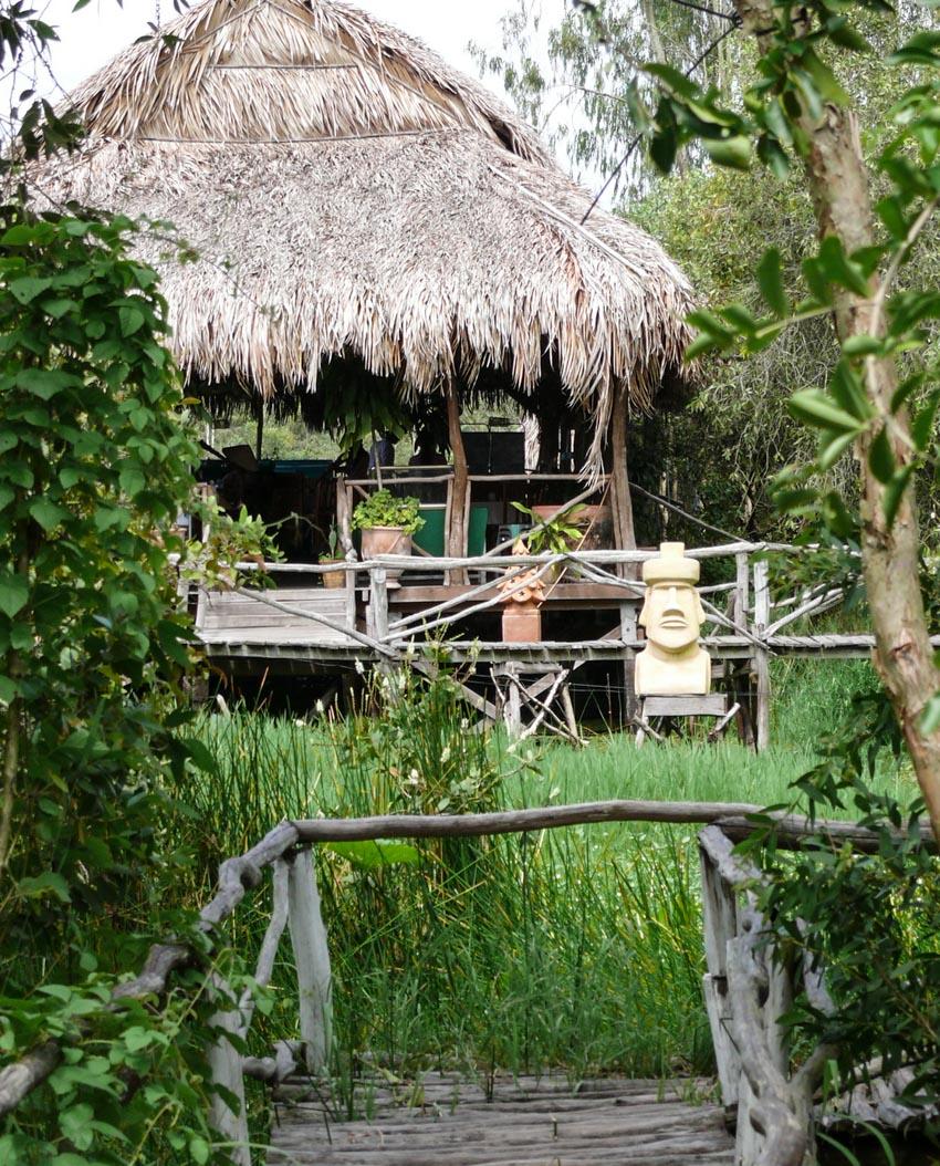 Món ngon khu du lịch sinh thái Gáo Giồng mùa nước nổi - 6