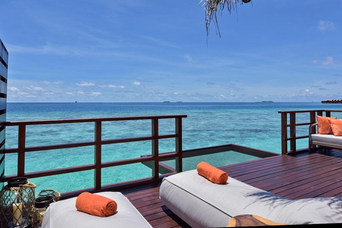Khu nghỉ dưỡng Grand Park Kodhipparu ở Maldives - 10