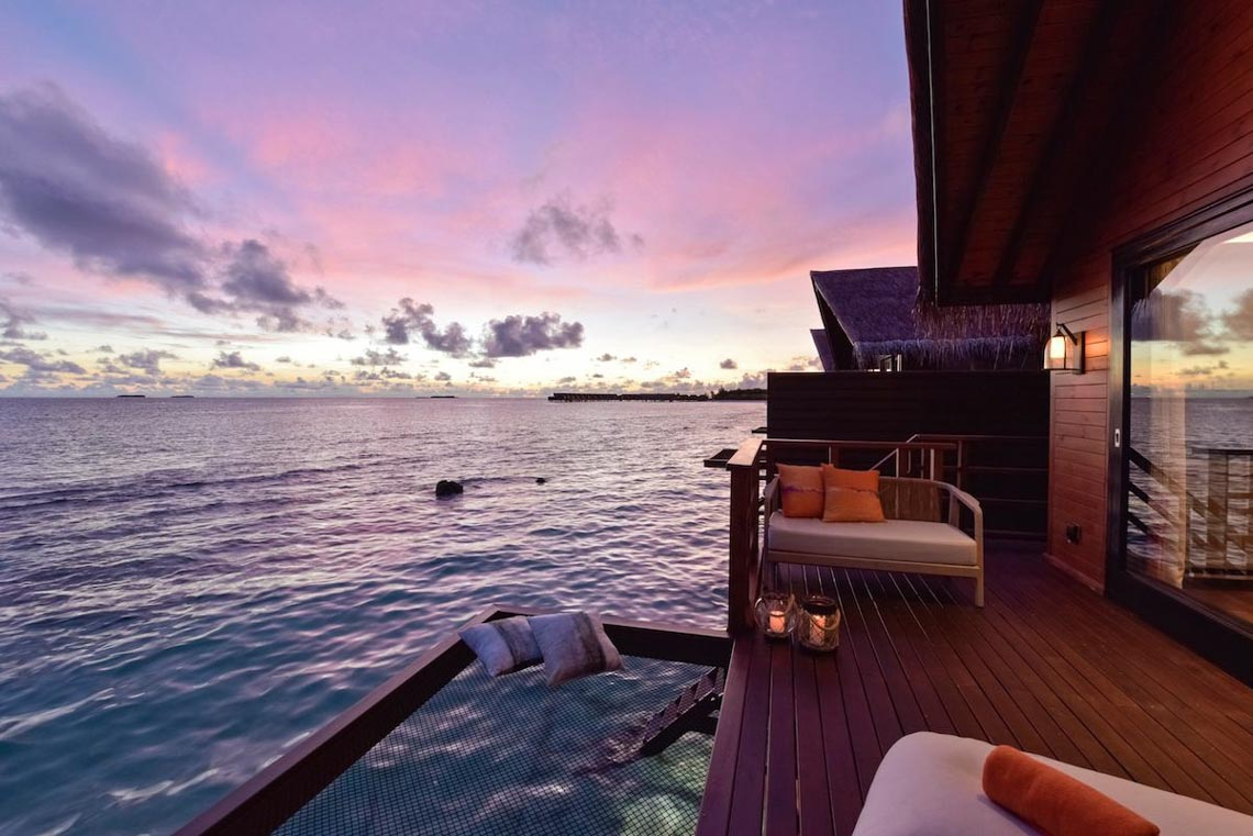 Khu nghỉ dưỡng Grand Park Kodhipparu ở Maldives - 11